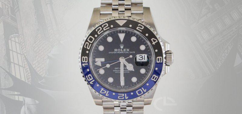 Rolex GMT Master II - 126710BLNR [NOS / Unworn]