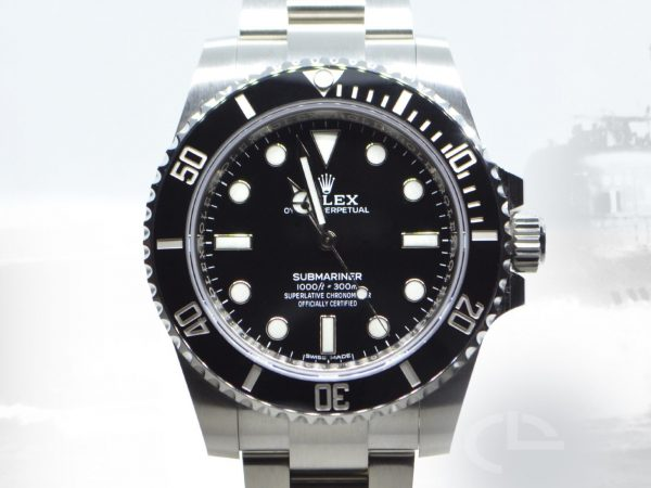 Rolex Submariner - 114060 [Unworn]