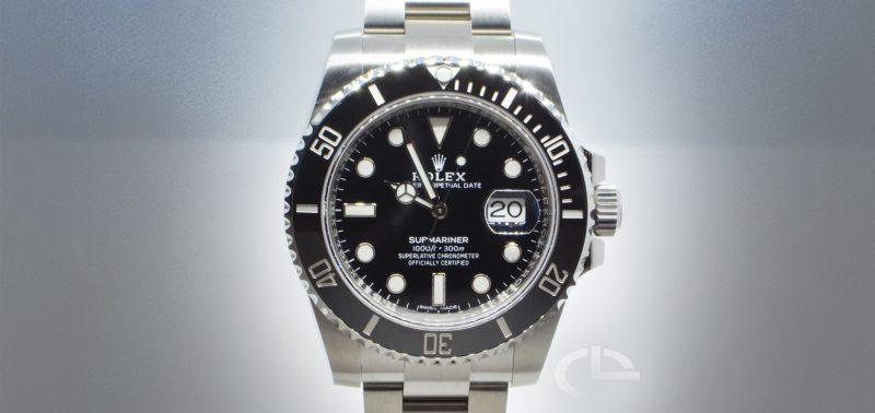 Rolex Submariner Date 116610LN - NOS