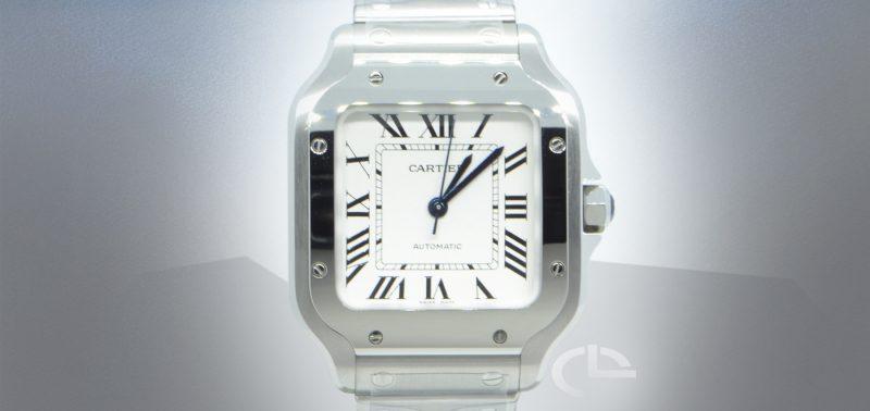 Cartier Santos WSSA0010
