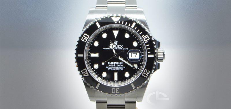 83Rolex Submariner Date 126610LN