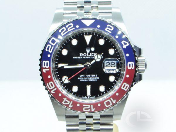 86_Stock_86_Rolex GMT Master II 126710BLRO