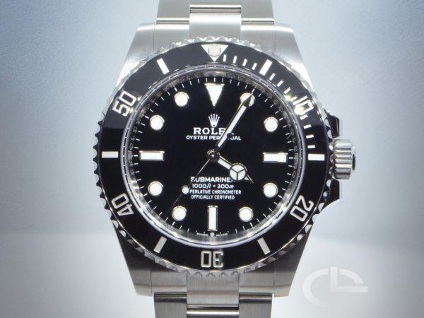 Rolex Submariner 126040
