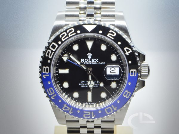 Rolex GMT Master II 26710BLNR